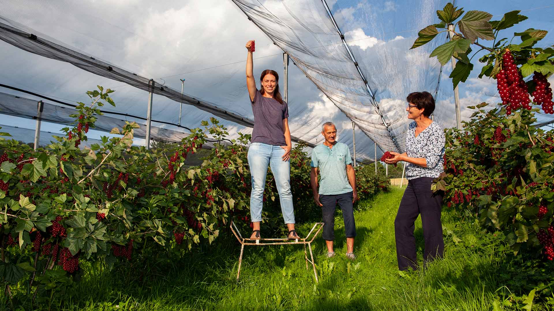 Beerengut Bauerngemeinschaft Straden Familie Gombotz