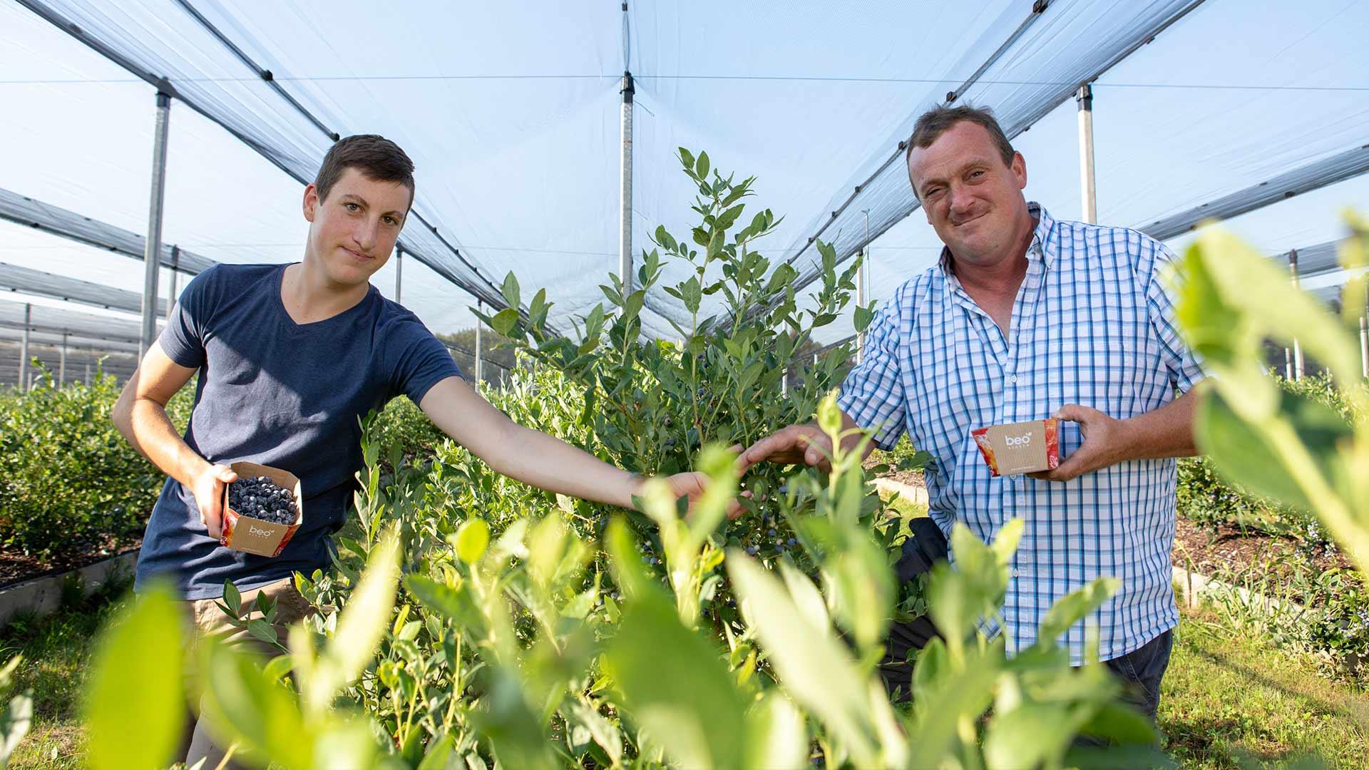 Beerengut Bauerngemeinschaft Straden Familie Platzer